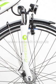 Produktinformationen Damen Cityrad Pegasus Piazza 7 Gang, weiß, 45