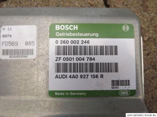 Getriebe Steuergerät Audi A 6 C4 2,6 4A0 927 156 R