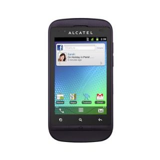 Alcatel one touch OT 918D black Android NEU & OVP