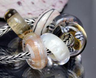 GlassblOOm Lampwork Beads European Charm SRA Murano Glasperlen Modul