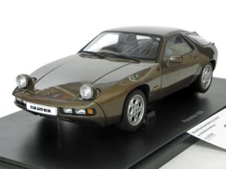Porsche 928 tabac brown metallic braun metallic 118 AUTOart 77903