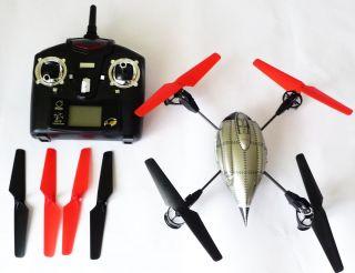 Kanal 2 4GHZ V929 Drohne Quadrocopter UFO Hubschrauber Helikopter