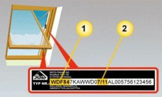 VERDUNKELUNGSROLLO für Roto Dachfenster 310, 320, 410, H1, H3 mit