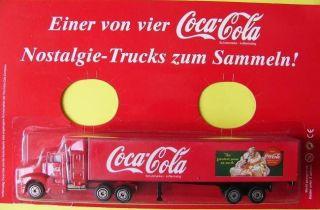 Coca Cola Truck   Kenworth T800 SZ   Coca Cola Nostalgie Truck 2/4