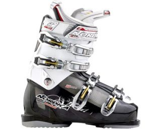 Nordica Unisex Skischuhe Speedmachine X 95 Nero / Bianco MP 24,5 EU 38