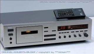YAMAHA KX 930 RS High End 3 Head Cassette Tape Deck Top Zust. FB+1J