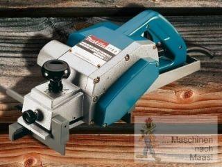 Makita Falzhobel 1100 950 W 82 mm Hobelbreite gratis Hobelmesser