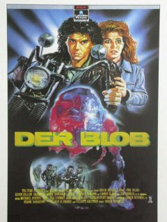 Cinema 946 Filmkarte, Der Blob mit Shawnee Smith + Donovan Leitch