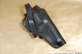 Leder Holster für Colt, Revolver Smith & Wesson