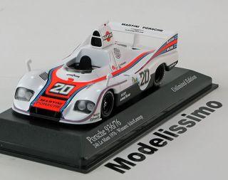 43 Minichamps Porsche 936/76 Winner Le Mans 1976 Ickx