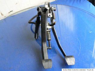 MERCEDES BENZ SLK R170 Brenspedal Kupplungspedal Pedal *S