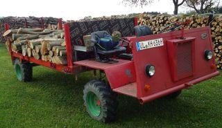 Steyr Rapid Bergtraktor Allrad