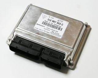 Porsche Cayenne 957 GTS, Luftfederung, Steuergerät, gebraucht