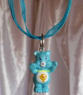Glücksbärchis ♥SIEGERBÄRCHI♥ Kette/ Care Bears ♥CHAMP BEAR