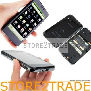 STAR A920 DUAL SIM 4,3 ANDROID V2.3.4 HANDY PDA GPS DUAL CORE 650MHz