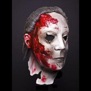 Horror Kostüm Zubehör  Michael Myers Halloween Maske