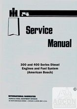 INTERNATIONAL 3588 5088 5288 Engine Fuel Service Manual