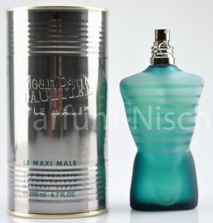34,95EUR/100ml) Jean Paul Gaultier Le Male 200ml EDT
