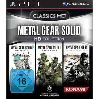 Metal Gear Solid HD Collection NEU OVP Metal Gear Solid HD Collection