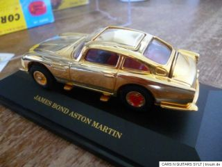 CORGI TOYS ASTON MARTIN DB5 * JAMES BOND * OVP * MINT * GOLDFINGER
