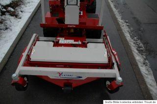 Agria 6600 Ventrac Allrad Geräteträger 2 Mähwerke + Schneeschild ä