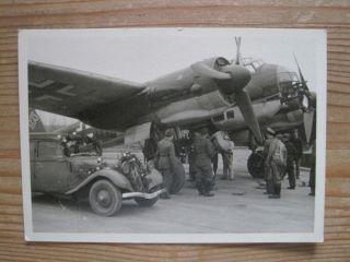 Luftwaffe Wettererkundungsstaffel 51 Flugzeug Orden Uniform Foto 9 5 X