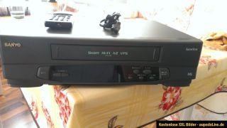 Sanyo VHR   766G VHS Videorekorder Videorecorder ShowView