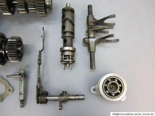 Honda GL 1200 Goldwing SC14 Getriebe Gear Box Motor Schaltung