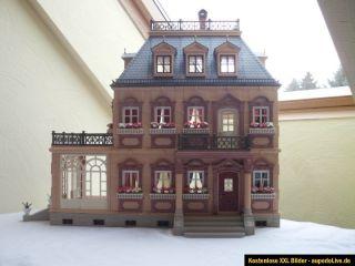 Playmobil Nostalgie Puppenhaus 5300 Rosa Serie Top Zustand