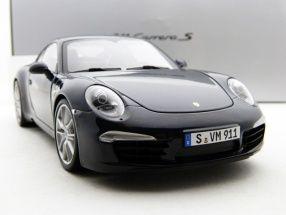 Porsche 911 (991) Bj. 2012 Carrera S dunkelblau / blue metallic 118