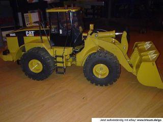 Radlader Bagger Wedico CAT 966 Series II Allrad Hydraulik Leimbach