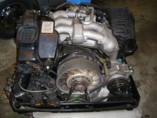Porsche 993 Motor / Engine / Moteur 3.6 Varioram im AT