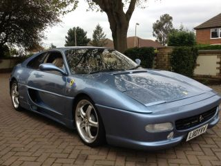 FERRARI 355 REPLICA REPLIK TURBO KITCAR KIT CAR 10 995 EURO BARGAIN