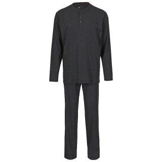 Jockey Pyjama Schlafanzug 50055P + GRATIS BOXER grau oder blau S M L