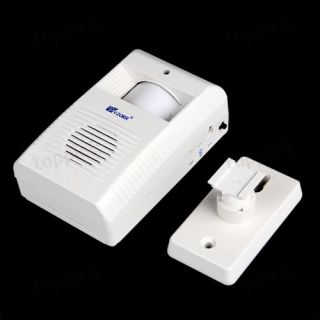 Shop Store Chime Welcome Motion Sensor Entry Door Bell