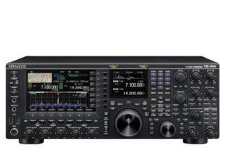 KENWOOD TS 990S HF/6m Transceiver + MC 43S Mikrofon + Kenwood