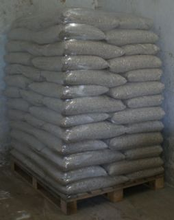 Pellets Holzpellets 15kg Sack 6mm DINPlus/ÖNorm Palette DIN+ DIN PLUS
