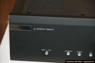 Musical Fidelity M6i High End Stereo Vollverstärker Gebraucht Wie Neu