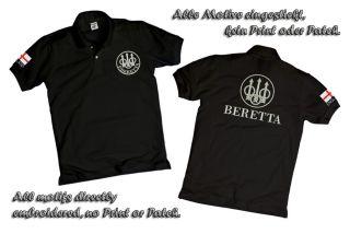 Sportschützen Polo Shirt Beretta Italy Germany Austria S M L XL XXL