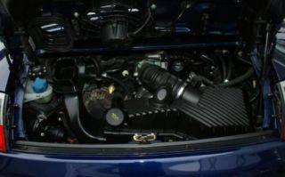 2002 Porsche 911 996 3,6 Motor Engine 320 PS M96