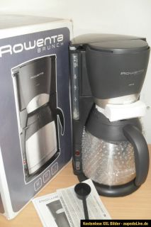 ROWENTA CT278 Kaffeemaschine Thermo BRUNCH CT 278 schiefer/inox