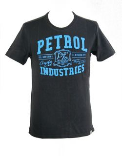 Petrol Industries T Shirt M SS12 TS130 Col. 985/steal