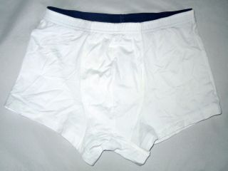 Herren Hipster **NEU*** weiß Men Slip Männer Boxer Shorts Pant Gr. 6
