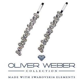 Oliver Weber Haarspange Fantastic crystal mit SWAROVSKI ELEMENTS