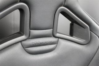 Recaro CS Sportster BMW Performance Sitze Leder Schwarz