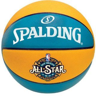 Official Spalding 2008 NBA All Star Weekend New Orleans