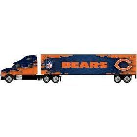 Chicago Bears NFL 2009 180 Tractor Trailer Diecast