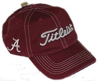 2009 Alabama Crimson Tide NCAA College Titleist Baseball