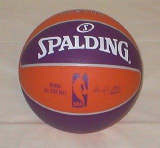 2009 NBA All Star Weekend Phoenix LIMITED Edition Basketball of 2009