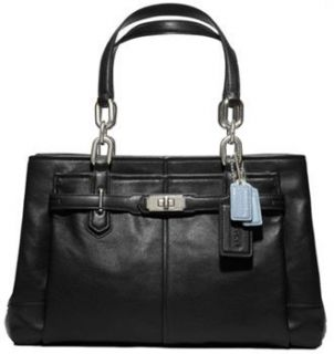 Coach Chelsea Leather Jayden Satchel Bag Purse Tote 17811